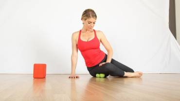 Yoga Tune Up Selfcare Workshop – Front of Body